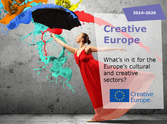 What is Creative Europe?