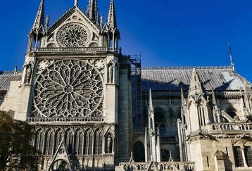 Notre Dame Cathedral and Protection of Heritage