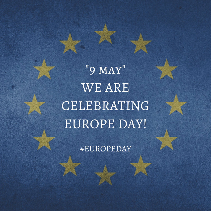 9 MAY EUROPE DAY